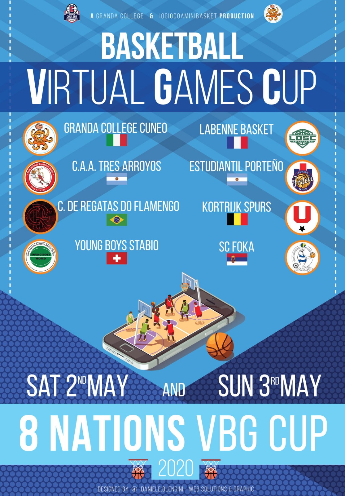8 Nations VBG Cup - Day 2